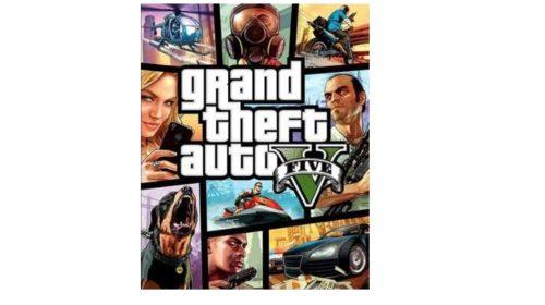 Jeu Vidéo Grand Theft Auto V Rockstar Games Launcher Key
