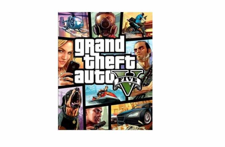 Jeu Vidéo Grand Theft Auto V Rockstar Games Launcher Key
