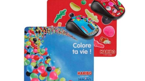 Pack Haribo Souris Sans Fil Et Tapis