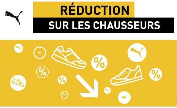 Remise Supplementaire Sur Les Chaussures Puma En Promo