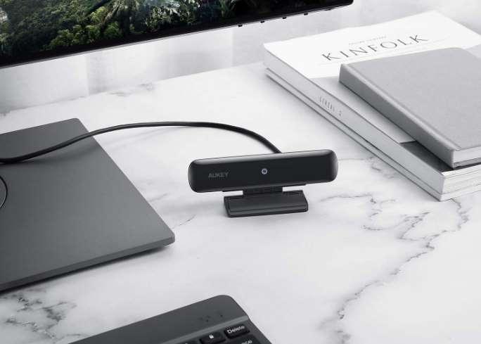Webcam Haute Définition Full Hd 1080p Aukey Pc W1