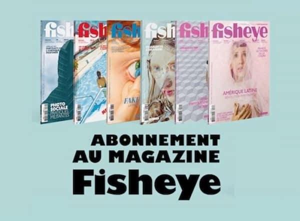 Abonnement Au Magazine Fisheye Pas Cher