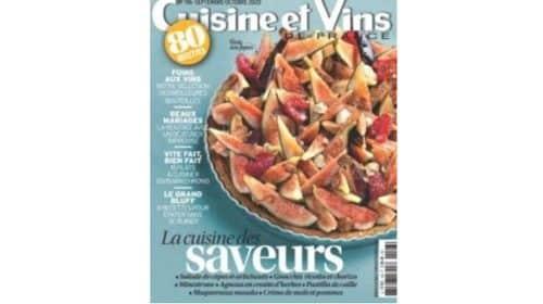 Abonnement Magazine Cuisine Et Vins De France Pas Cher