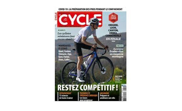 📢Abonnement magazine Le Cycle pas cher 23€ seulement l'année (12N°) au lieu de 70€ 🚴