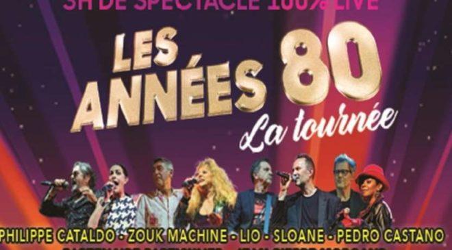 Billet Pour Le Spectacle Les Années 80 Paris Pas Cher