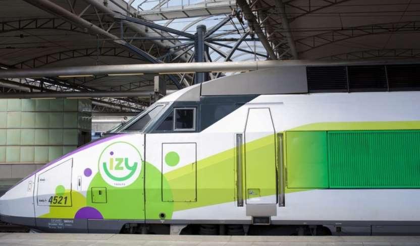 Billets De Train Paris Bruxelles à Prix Réduits Izy Thalys