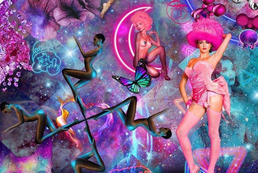 Cabaret Pink Paradise Paris Pas Cher