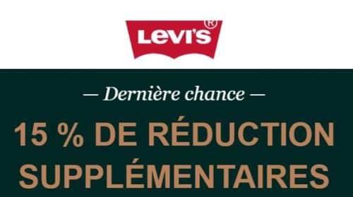 Derniers Jours Des Soldes Levi's