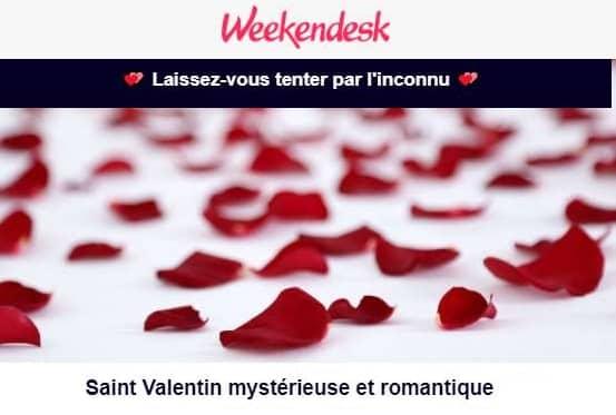 Les Offres Week End Et Séjour Mystery Hotels De Weekendesk