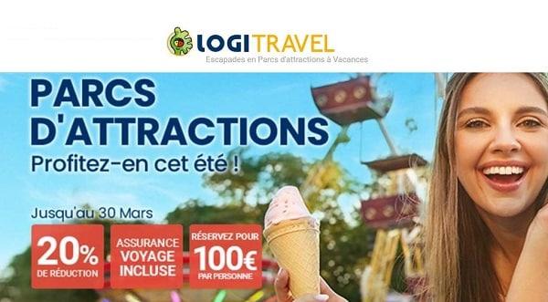 Offre Logitravel Séjours Avec Entrée Parc Attraction