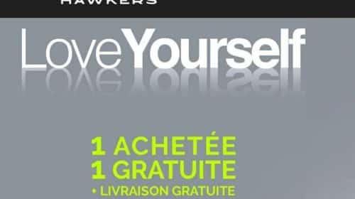 Offre Saint Valentin Hawkers Lunettes De Soleil 1 Paire Achetée = 1 Paire Gratuite
