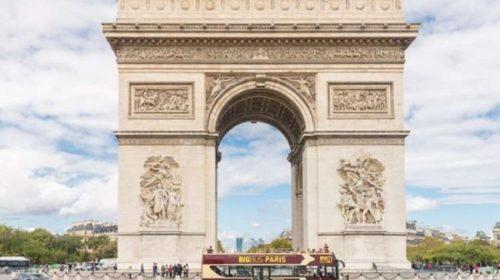 Ticket Visite Paris Big Bus à Tarif Réduit