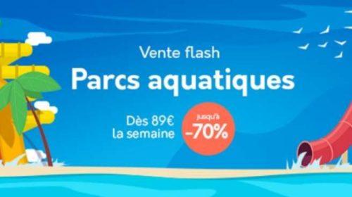 Vente Flash Campings Avec Parc Aquatique Avec Des Remises Allant Jusqu'à 70%