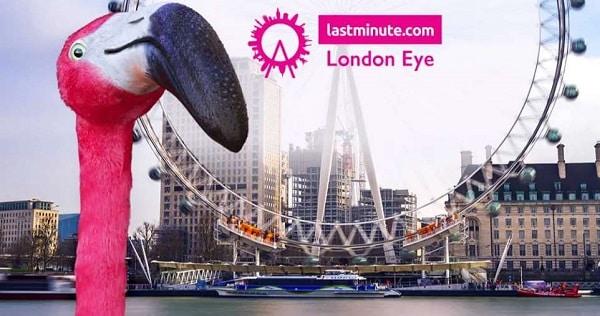 Billets Gratuits Pour La London Eye Si Vous Réservez Un Vol Et Hôtel Sur Lastminute