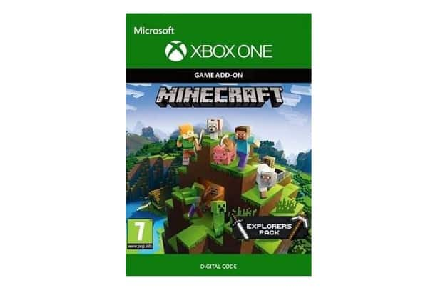 Jeu Minecraft Xbox One Code Activation Xbox Live