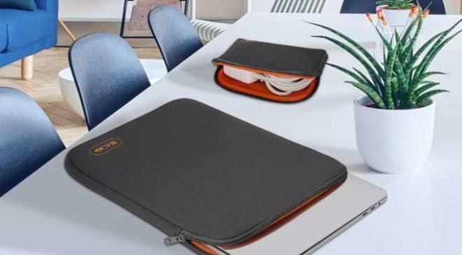 Lot Pochette Portable 13 Pouces + Pochette Accessoires Onchoice