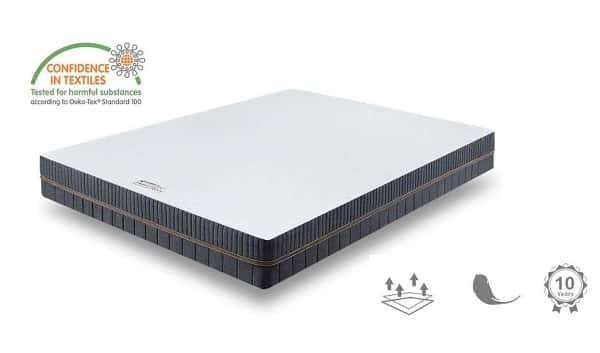 Matelas Mousse Haute Qualité Hypoallergénique 140x190 Bedstory
