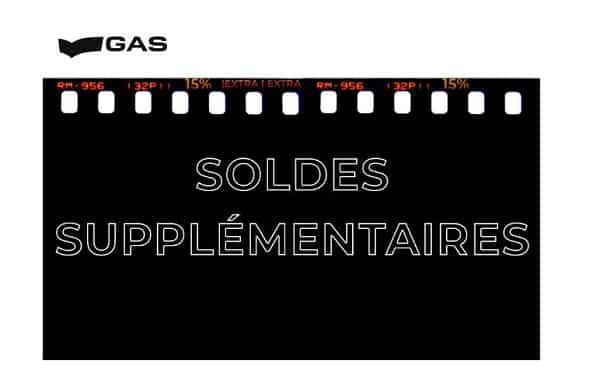 Remise Supplémentaire Sur Les Articles En Promotion Gas Jeans
