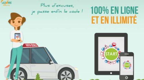 1 An D'abonnement Apprentissage Code De La Route Illimité Avec La Bonne Allure