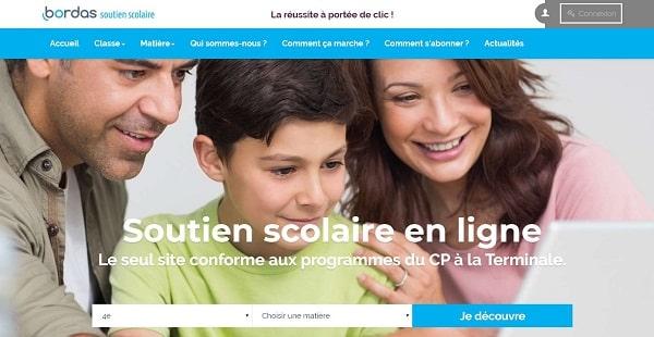 20% De Remise Sur Les Abonnements De Soutien Scolaire En Ligne Bordas