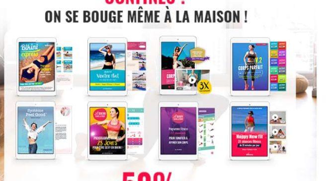 50% De Remise Sur Tous Le Fitness Par Valérie Orsoni Le Bootcamp