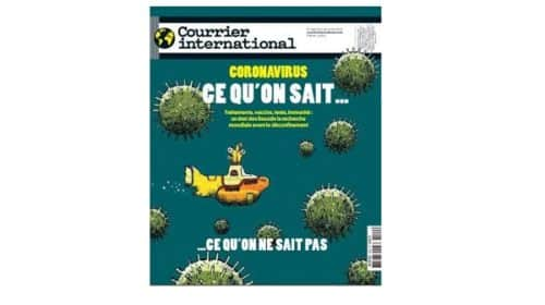 Abonnement Courrier International Pas Cher