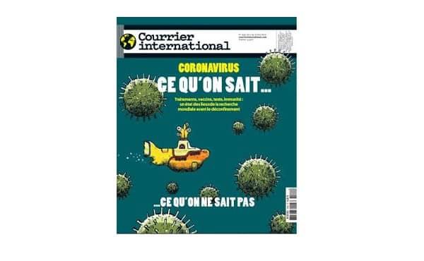 Abonnement Courrier International Pas Cher