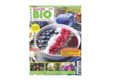 🔥Abonnement Vivre Bio pas cher : 15€ au lieu de 48€ (10 numéros + édition numérique offerte)