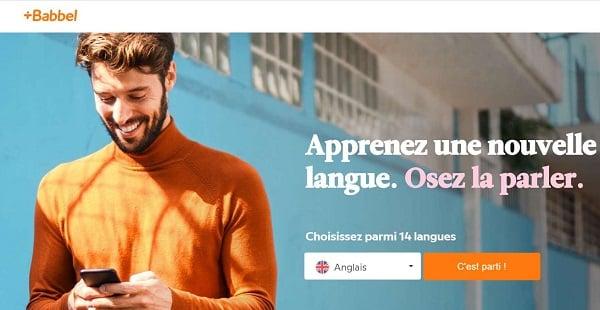 Apprendre Une Langue Ou Plusieurs Langues Facilement Et Pour Pas Cher Avec Babbel