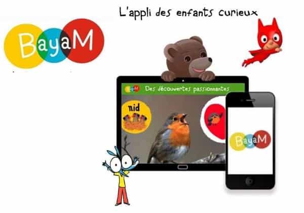 Bayam Est Offert Le Temps Du Confinementapplication Pour Les Enfants De 3 à 10 Ans De Bayard Jeunesse Et Milan Jeunesse