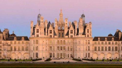 Billet Visite Du Château De Chambord Pas Cher
