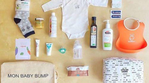 Box Bébé Arrive Babybump De 9love Plus De 100€ De Produits