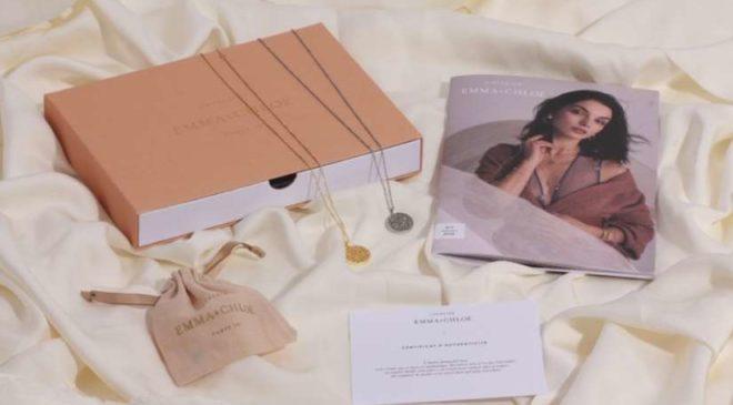 La Box Du Mois Emma & Chloé (bijoux) Pas Chère