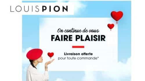 Livraison Domicile Gratuite Sur Toutes Les Commandes Louis Pion