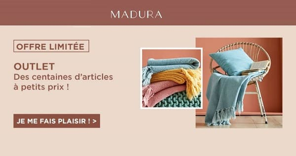 Offre Outlet Madura