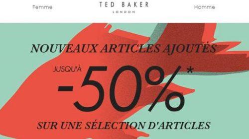 Offre Spéciale Ted Baker