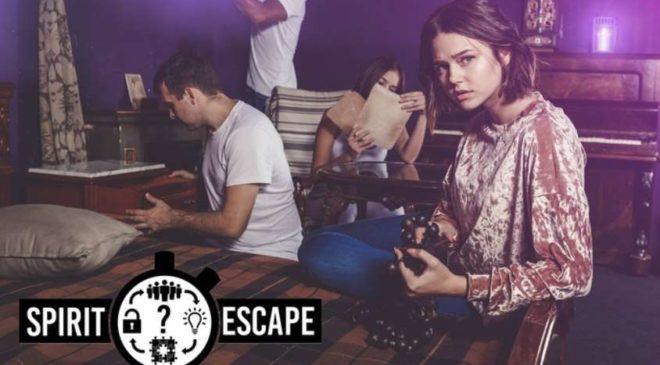 Partie D'escape Spirit Escape Moins Chère