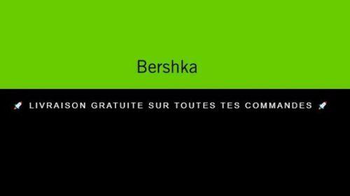 Promotions Et Livraison Gratuite Sans Minimum Sur Bershka