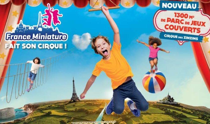 Réduction Billetterie Parc France Miniature