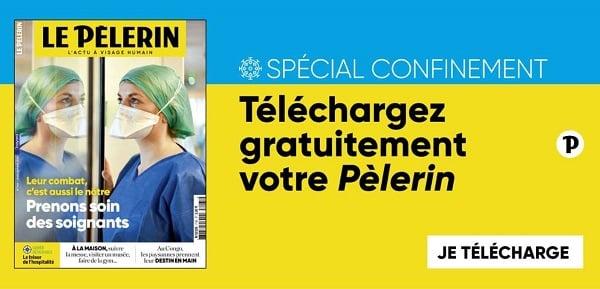 Téléchargez Gratuitement Le Magazine Le Pèlerin Du 26 Mars