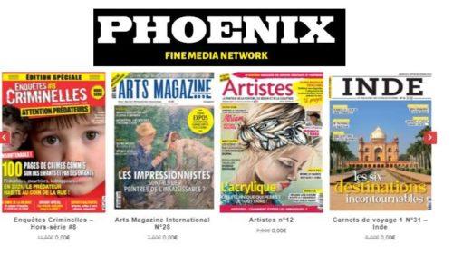 Tous Les Magazines Phoenix Publications Gratuits En Version Numérique