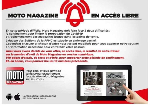 Tous Les Numéros Du Magazines Moto Magazine En Lecture Gratuite