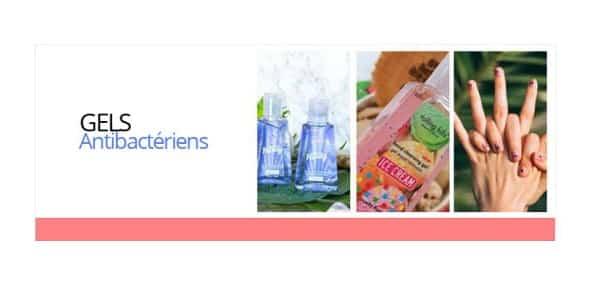 Vente Privée Gels Antibactériens, Hydroalcoolique Et Nettoyant