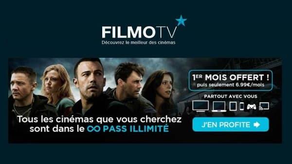 Ass Vod Filmotv Illimité 1 Mois Offert Pour 1 Mois Acheté
