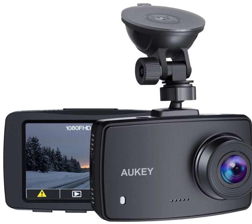 Dashcam Full Hd 1080p Aukey Dra1 Avec Objectif Grand Angle
