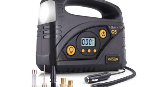 Gonfleur électrique 12v Avec écran Autlead C5