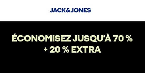 Jusqu'à 70% Sur Jack & Jones Et 20% De Remise Supplémentaire