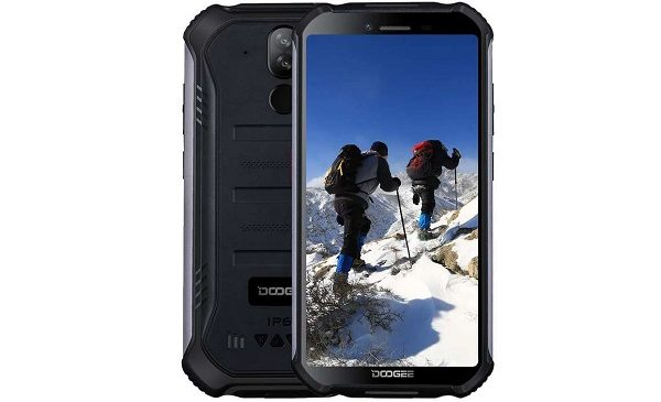 Smartphone Antichoc étanche 16go + 2go Doogee S40