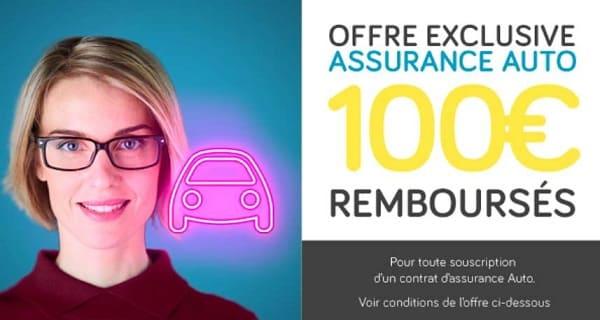 100€ Remboursés Par Direct Assurance Pour Toute Nouvelle Assurance Auto