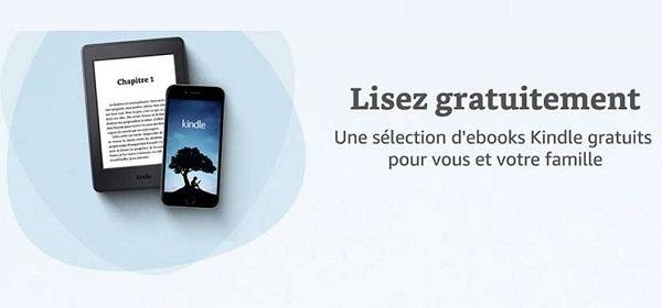 120 Ebooks Kindle Gratuits Pour Vous Et Votre Famille Offerts Par Amazon